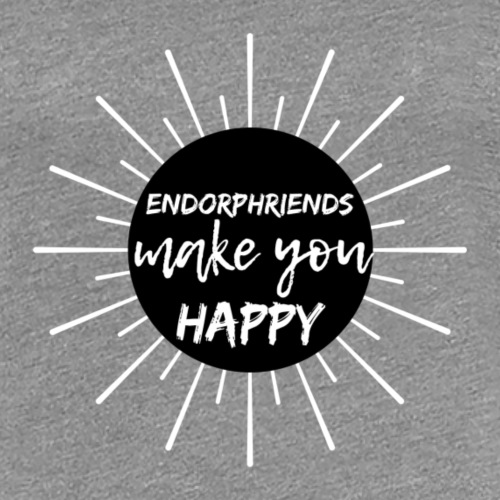 Endorphriends 3 - Women's Premium T-Shirt