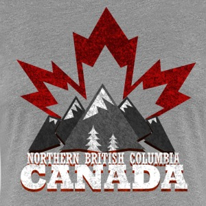 Northern British Columbia Canada - Women's Premium T-Shirt