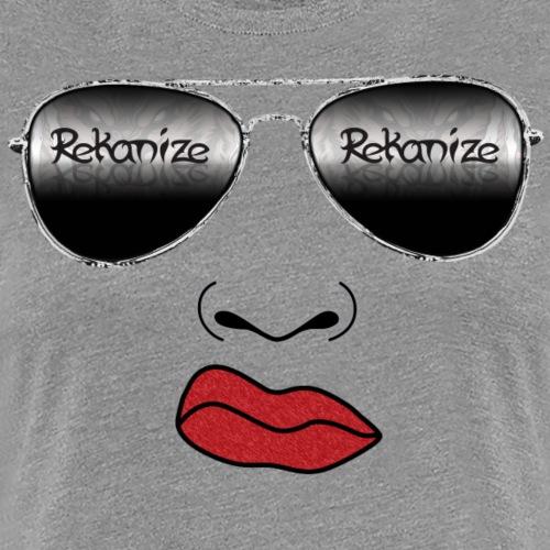 Rekanize Shades - Women's Premium T-Shirt