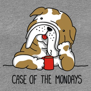 Case of the Mondays - Women's Premium T-Shirt