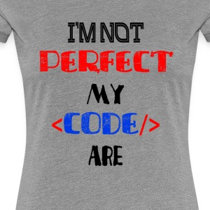 perfect_code - Women's Premium T-Shirt