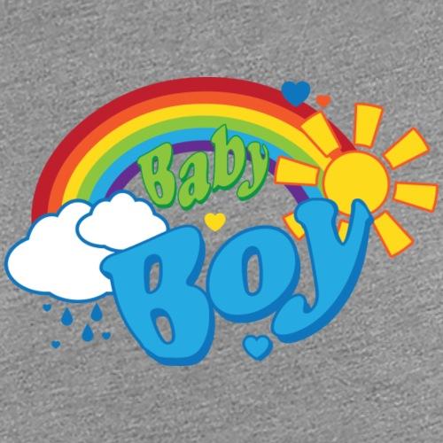 Rainbow Baby-Boy - Women's Premium T-Shirt