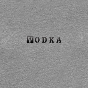 Vodka1 - Women's Premium T-Shirt