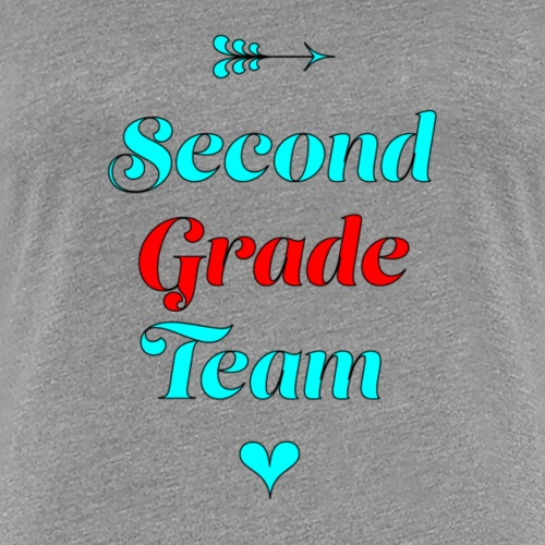Second t 3x - Women's Premium T-Shirt