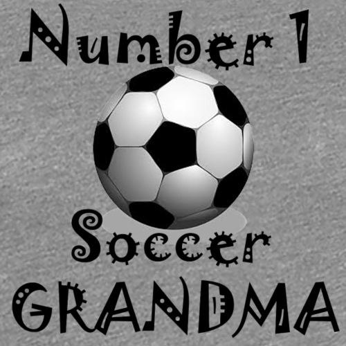 Soccer Grandma - Women's Premium T-Shirt