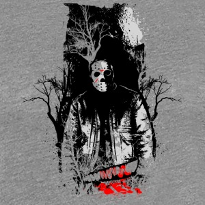 jason_--With_machete - Women's Premium T-Shirt