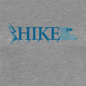 Hiking Lover T Shirt - Women's Premium T-Shirt