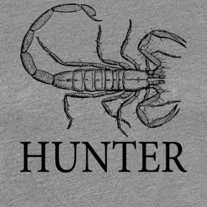 Scorpion Hunter - Women's Premium T-Shirt