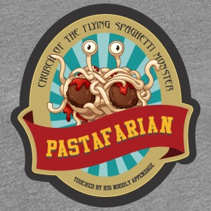 church of flying spaghetti monster - Women's Premium T-Shirt