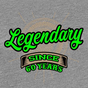 Legendary since 60 years t-shirt and hoodie - Women's Premium T-Shirt