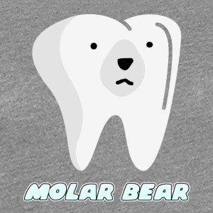 Molar Bear - Women's Premium T-Shirt