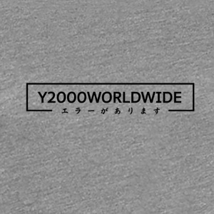 Y2000 Worldwide - Women's Premium T-Shirt