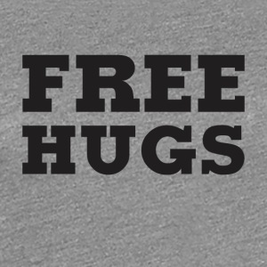 free hugs - Women's Premium T-Shirt