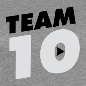 Team10 logo - Women's Premium T-Shirt