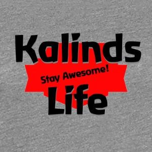 KalindsLife Logo - Women's Premium T-Shirt