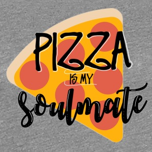 PIZZA SOULMATE - Women's Premium T-Shirt