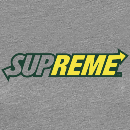 Supreme Subway - Women's Premium T-Shirt