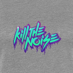 Kill The Noise logo - Women's Premium T-Shirt