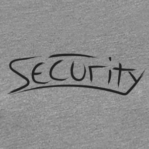security - Women's Premium T-Shirt