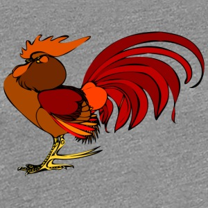 chicken230 - Women's Premium T-Shirt