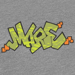 mare_graffiti - Women's Premium T-Shirt