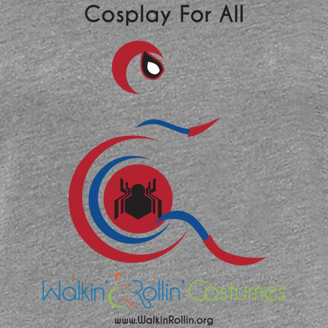 Cosplay For All: Spiderman