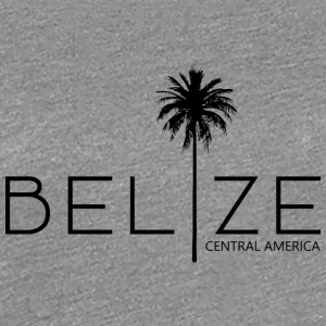 Belize Palm - Women's Premium T-Shirt