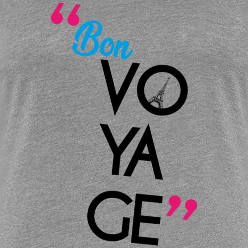 Bon Voyage - Women's Premium T-Shirt
