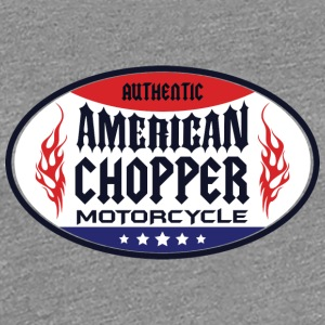 AMERICAN_CHOPPER - Women's Premium T-Shirt