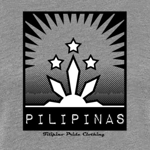 Filipino Pride. The symbol of the Philippines. - Women's Premium T-Shirt