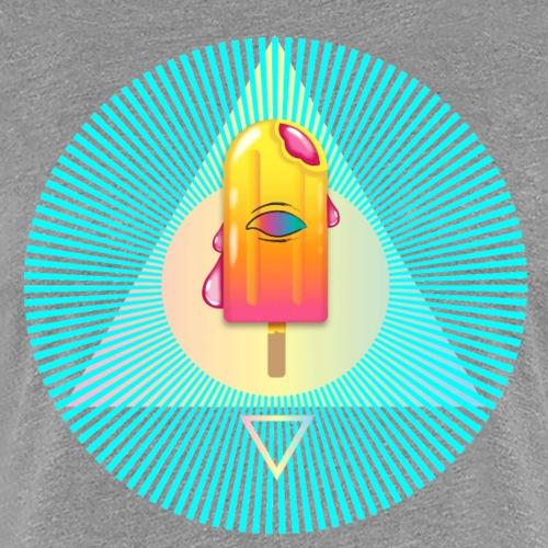 Ice Cream God - Women's Premium T-Shirt