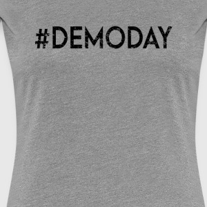 Demo Day - Women's Premium T-Shirt
