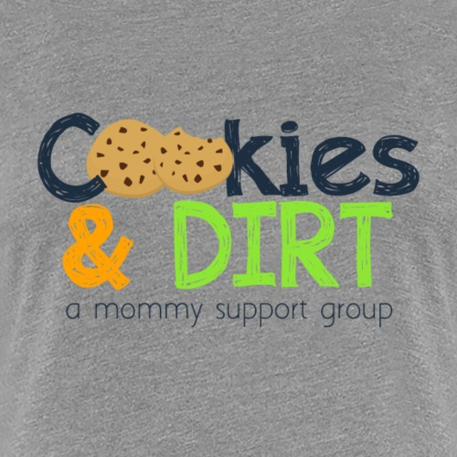 Basic Cookies and Dirt MSG Logo - Women's Premium T-Shirt