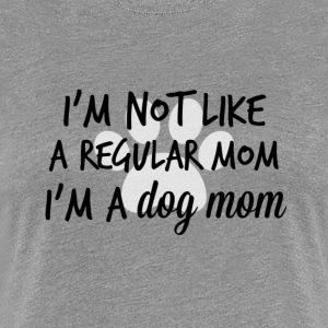 Dog Mom - Women's Premium T-Shirt