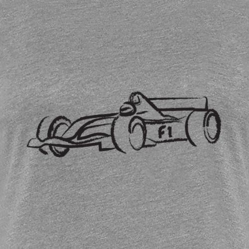 Racing car - Women's Premium T-Shirt
