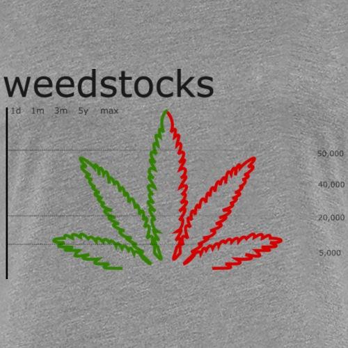 Weed chart - Women's Premium T-Shirt