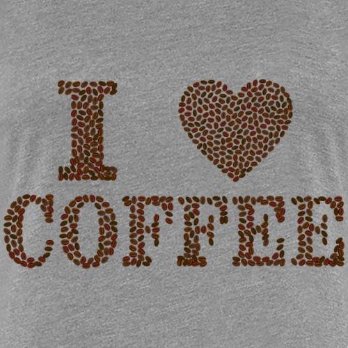 Coffee Love - Women's Premium T-Shirt