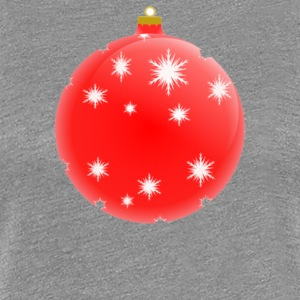 Christmas Ornament 3 - Women's Premium T-Shirt