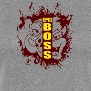 Epic Boss - Women's Premium T-Shirt