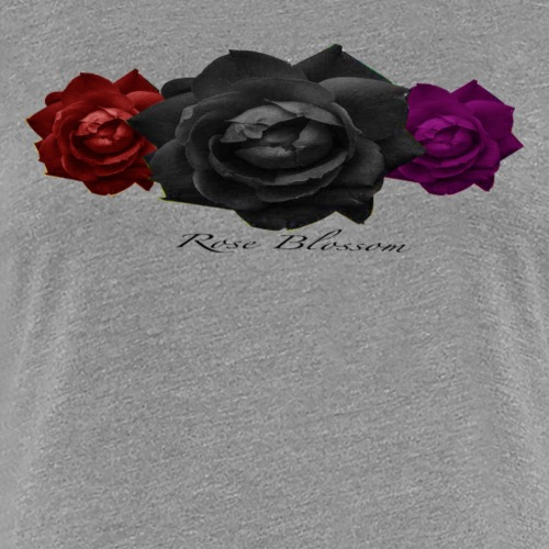 Rose Blossom - Women's Premium T-Shirt