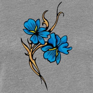 double_blue - Women's Premium T-Shirt