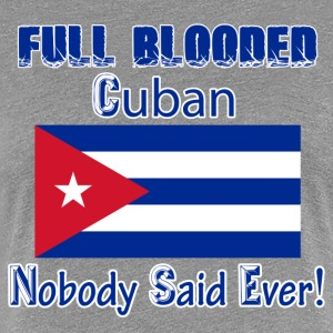 Cuban designs - Women's Premium T-Shirt