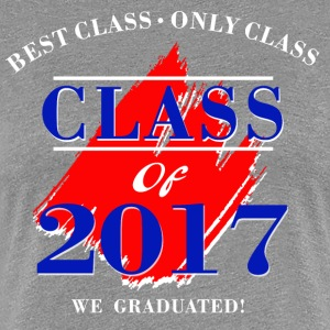 Class Of 2017 Tee & Apparel - Women's Premium T-Shirt