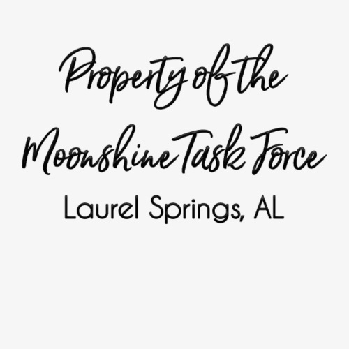 Property of Moonshine Task Force - Women's Premium T-Shirt
