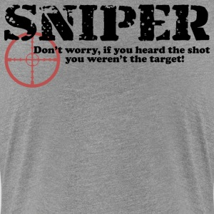Sniper Hear - Women's Premium T-Shirt