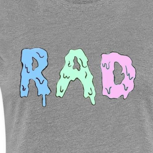 Rad Graphic - Women's Premium T-Shirt