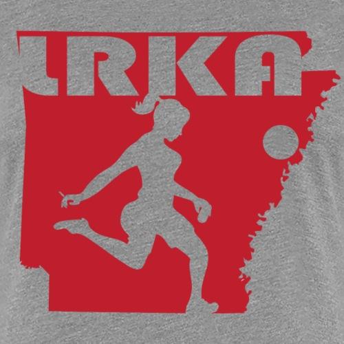 LRKA Gal Keepin' it Real! - Women's Premium T-Shirt