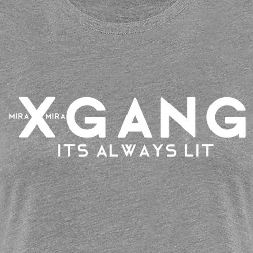 X Gang - Women's Premium T-Shirt