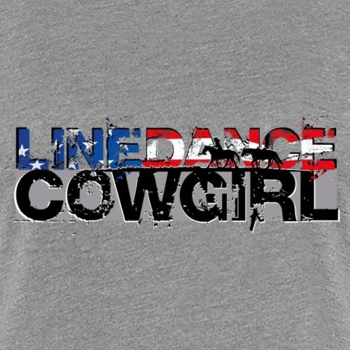KL linedance69c - Women's Premium T-Shirt
