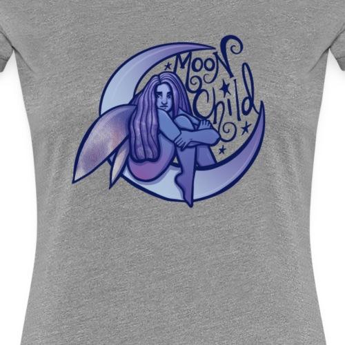 Moon Child - Women's Premium T-Shirt